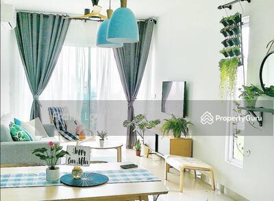 For Sale - Sentul Village Mercury Service Apartment