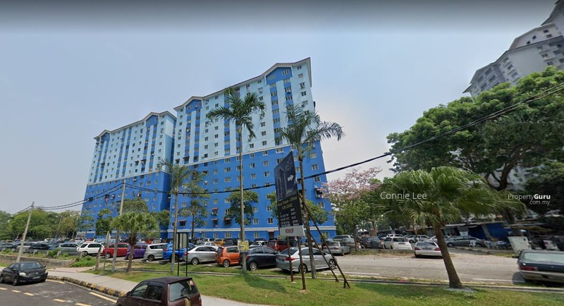 Apartment Sri Rakyat #151310211