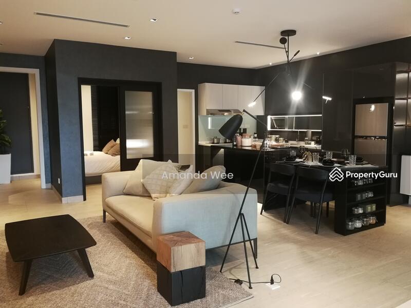 Completed 3 rooms condo walking distance to mall setapak wangsa maju lrt sentul #151427733