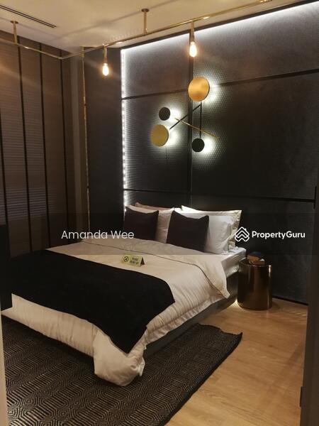 Completed partly furnished 3rooms brand new condo nr setapak utar sentul lrt utar #151428285