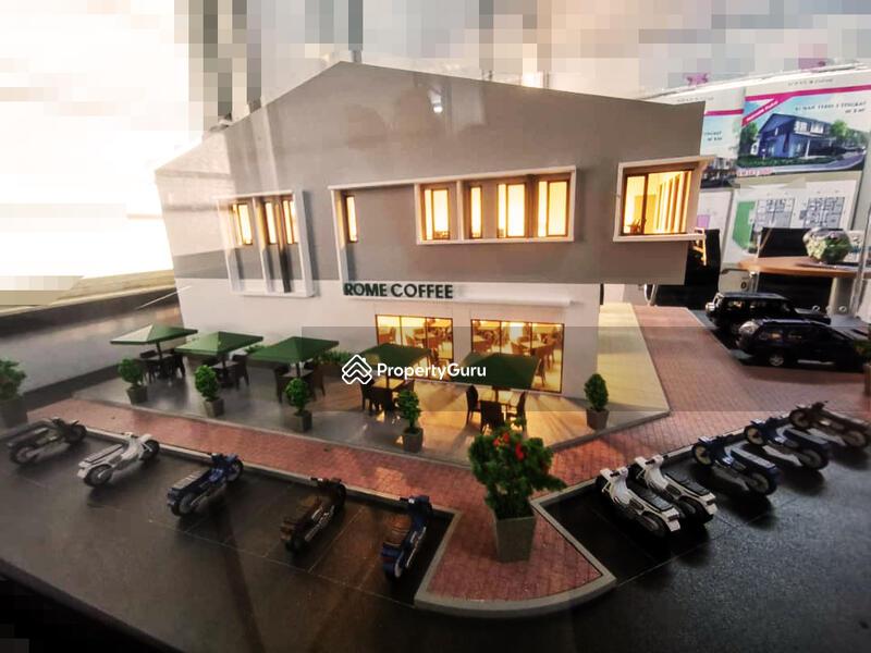 New 2-Storey Shop Office @ Adenium Indah #151445589