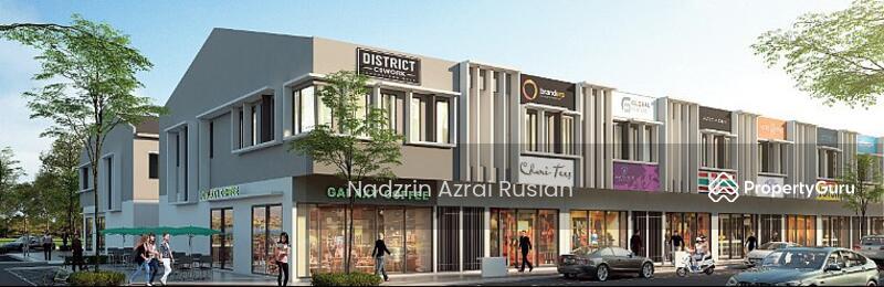 New 2-Storey Shop Office @ Adenium Indah #151445605
