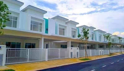 For Sale - [2-Sty Full Loan+Free All Legal Fees+Cash Back 100k]22x80 nr Bukit Jalil , Sri Petaling , Oug
