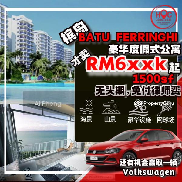 Ferringhi Residence #166089409