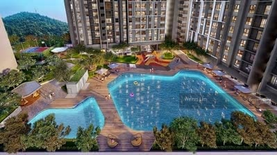 For Sale - [ AMPANG LAST NEW PROJECT ] Big Size all 3R3B beside new highway@  Don't miss out!