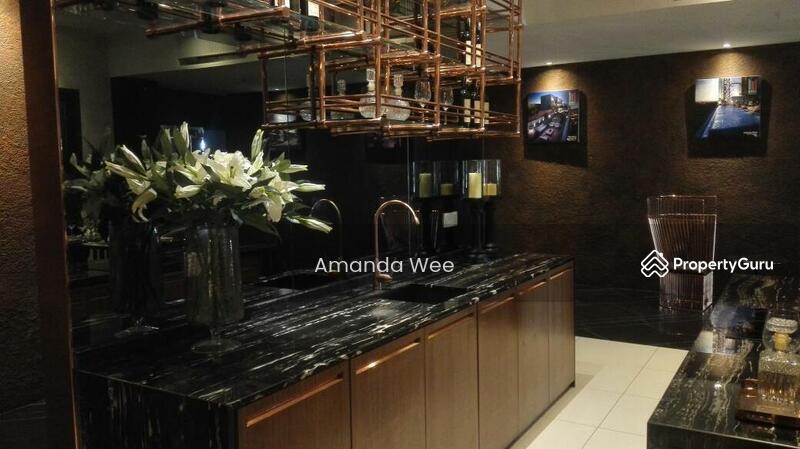 Completed partly furnished new condo nr kl city wangsa maju utar setapak mall #151967711