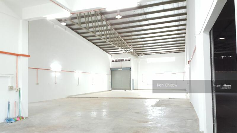 Desa Cemerlang Factory For Lease