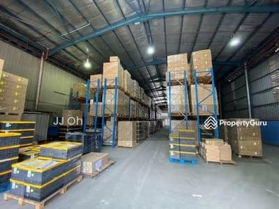 For Sale - Senai Industrial Park