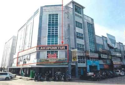 For Sale - Office Unit in Pusat Dagangan Taqwa, Bandar Satelit Islam Pasir Tumboh, Kota Bharu, Kelantan