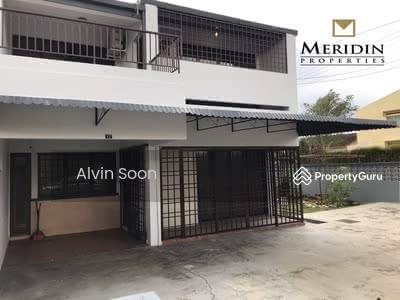 For Sale - Pasir Puteh Pengkalan Double Storey Semi D Corner House Ipoh Perak