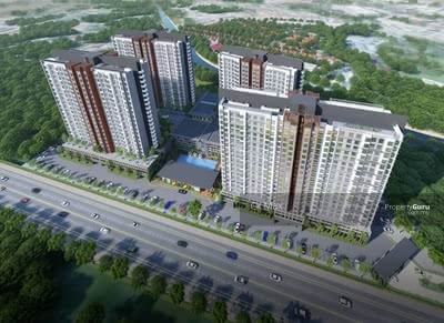 For Sale - New Freehold Condominium - Jalan Anderson, Ipoh