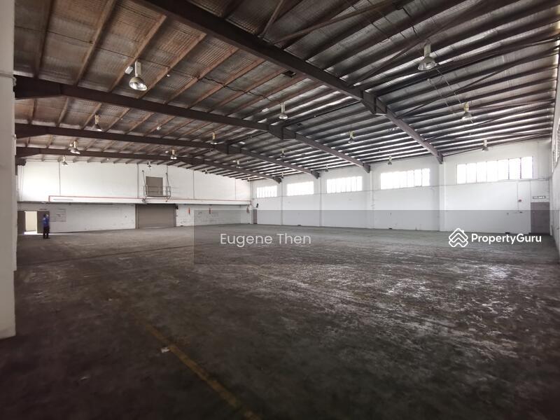 Taman Perindustrian Gembira Tampoi Detached Factory #152999127