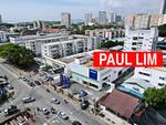 SHOP LOT LIGHT INDUSTRIAL AT JALAN SUNGAI PINANG 100AMP FACING MAIN ROAD