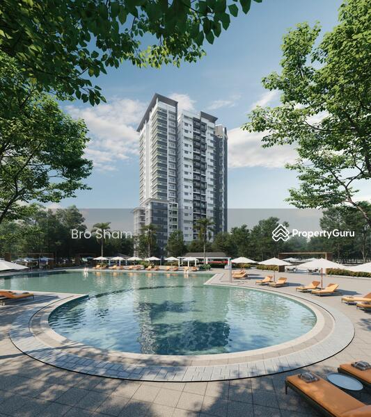 Apartment Permas Jaya #153364017