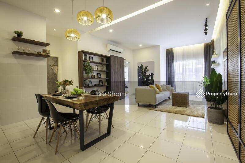 Apartment Permas Jaya #153364061