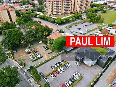 For Sale - SHOP LOT SALE 2 STOREY BUNGALOW AT GREEN LANE MAIN ROAD RARE IN MARKET