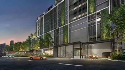For Sale - D'Cosmos Residences