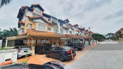 Dijual - 3 1/2 Storey Semi-D House @ Damansara Lagenda, Ara Damansara