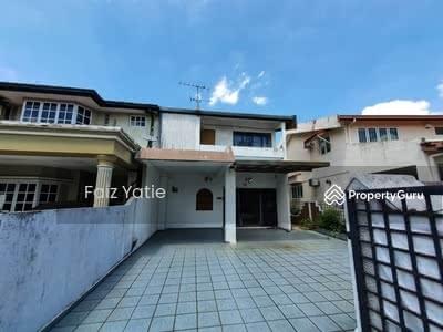 For Sale - End Lot 2-Storey, SS22 Damansara Jaya