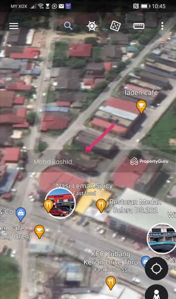 Tanah lot perniagaan di Kubang Kerian untuk dijual #153789309