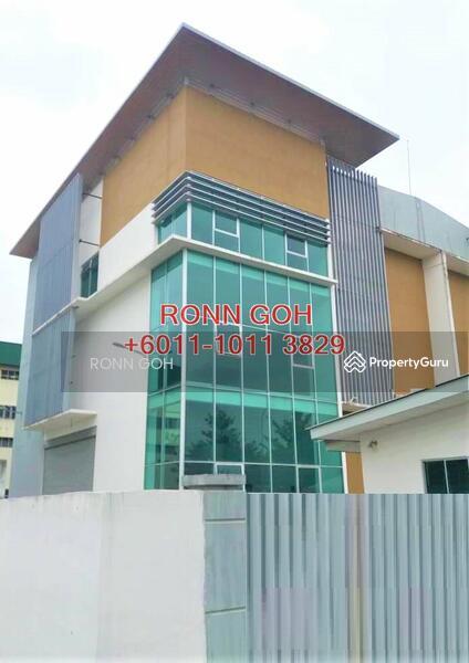 * SUBANG JAYA * 2 STOREY SEMI-D CORPORATE OFFICE & WAREHOUSE (FOR SALE) - BUILT UP 6,650 SQFT #153922305