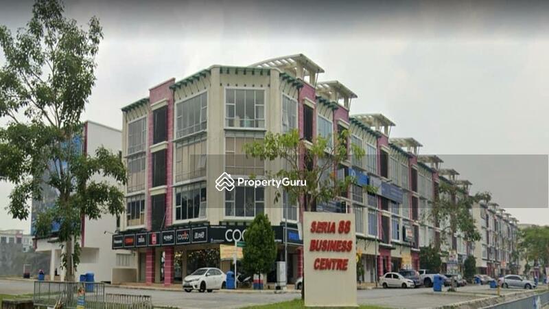 4 Storey Shop Office (Stara Unit) @ Seria 88, Setia Alam (RM383k only !!!! #153945257