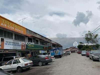 For Sale - 2 Storey Shop House, Lorong Pandan, Melaka