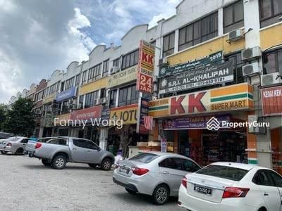 For Sale - 3 Storey Shop Office at Taman Damai Utama, Bandar Kinrara, Bandar Puteri, Puchong Jaya, Puchong