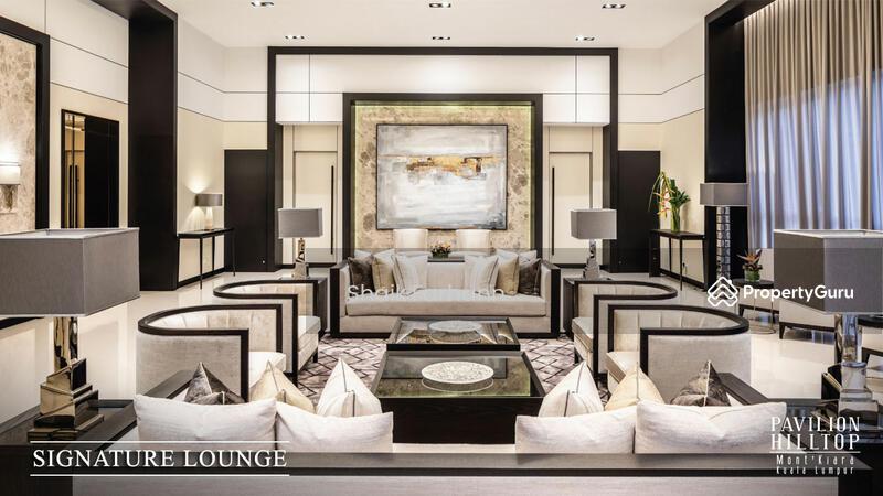 Pavilion Hilltop Mont Kiara Duplex 6 Room 3 parks Resort Concept Pool View #154701333