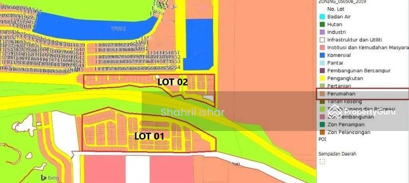 Nilai residental zoning land #154827717