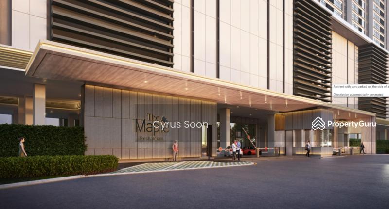 The Maple Residences, Taman OUG #154951583