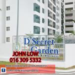 9/12/20 BANK LELONG Kempas Indah-D Secret Garden (2 Bed+2 Bath)