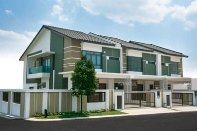For Sale - Shah Alam North New Gated Guarded [0% Down Payment With Cash Back]