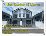 Eco Spring @ Double Storey Cluster House (Dover)