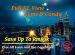 New Condo Near Cheras / Save Up To Rm90k / 2 Carparks