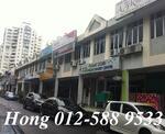 2sty Shop, Facing Main Road, Sungai Ara