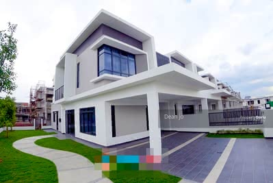 For Sale - [20 Units Only] Mount Austin 34x75 Cluster Double Storey [Limited Unit]