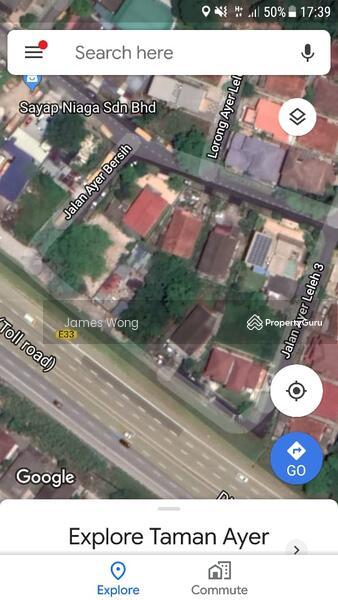 SETAPAK @ Kampung Baru Air Panas   Bungalow Land   Kuala Lumpur #155877337