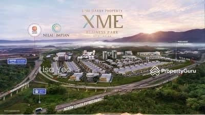 Dijual - SIME DARBY PROPERTY XME BUSINESS PARK