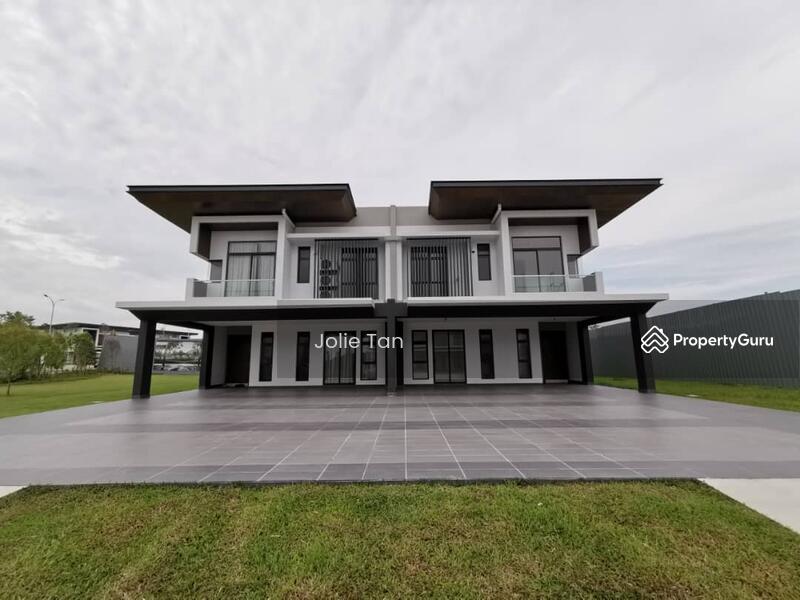 Freehold 45x110 -2 Storey Semi D@Sungai Buloh #156138513