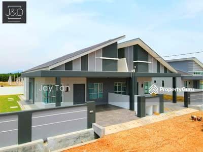 For Sale - Rumah 1 Tingkat Semi-D di Seri iskandar