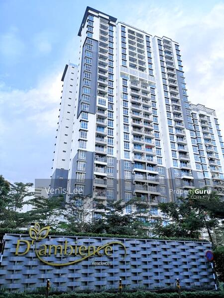 D'Ambience Residences Apartment #156402991
