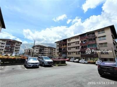 For Sale - Taman Perling Flat