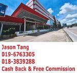 Danga City mall