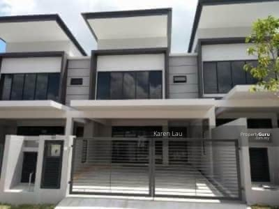 For Sale - [0% Downpayment] Freehold 2 Sty Rumah Teres Near Shah Alam Subang