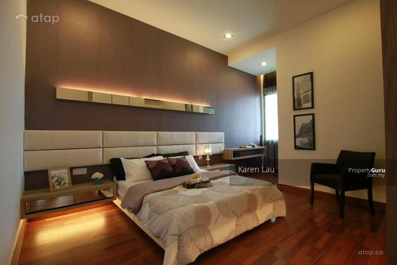 [SEMI D Concept] 22x85 Freehold 2 Sty Superlink Shah Alam Subang 0% D/P #157207561