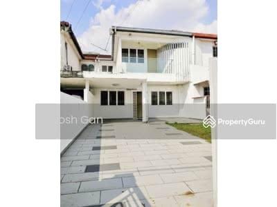 For Sale - Renovated Double Storey Link in Damansara Jaya
