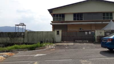 For Rent - Kawasan Perindastrian SMS, Rawang Perdana