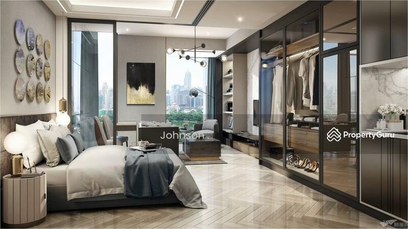 luxury life style condo free all fees rm530k free 2 carpark #157463971