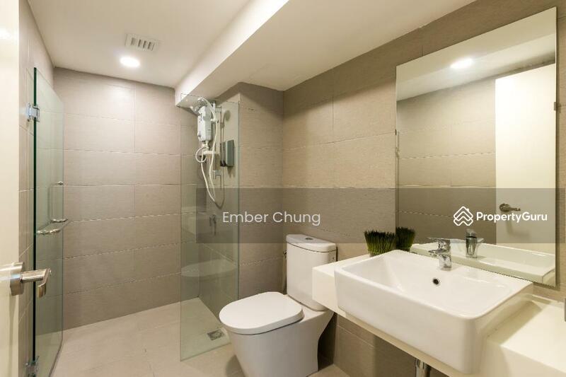 Designer Duplex | 80% Furnished + Reno | 3 Rooms 2 Bathroom | Next to MRT & Mall #157584241